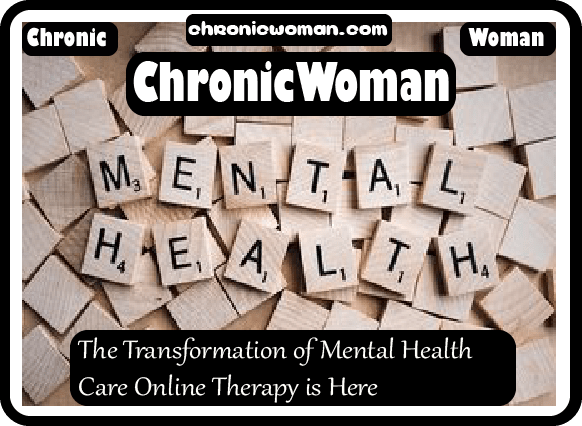 The Transformation of Mental Health Care Online Therapy is Here