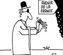 La France est victime de son aveuglement.