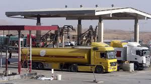 Le Pétrole de l'Etat Islamique en transit en Turquie.