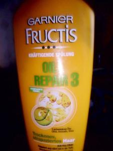 Garnier Fructis 3 Öle