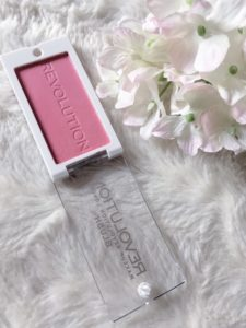 blush makeup-revolution-rose