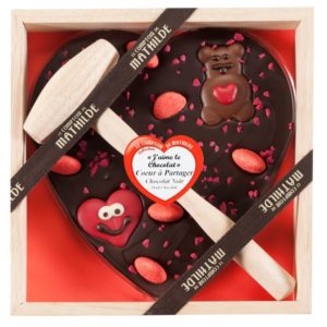 chocolat, cadeau de saint valentin