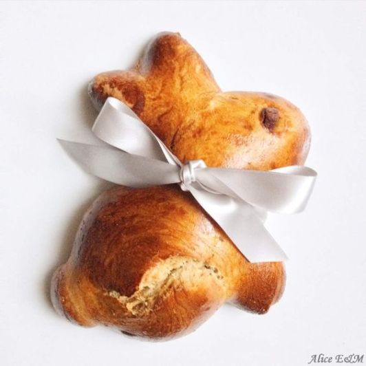 gateau de pâques lapin