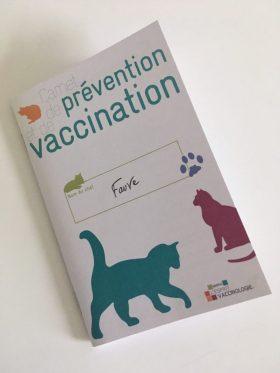 carnet de vaccination vétérinaire