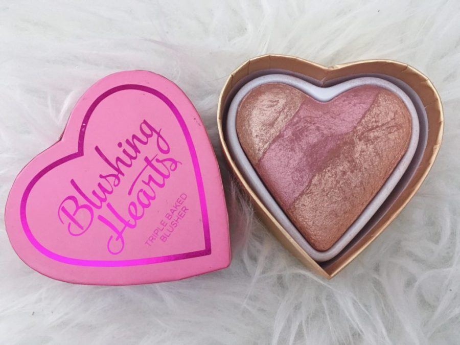 Blush I heart Makeup Peachy keen heart