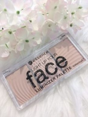 luminizer palette light up your face essence cosmetics