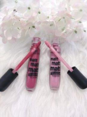 rouge à lèvres matt matt matt essence cosmetics