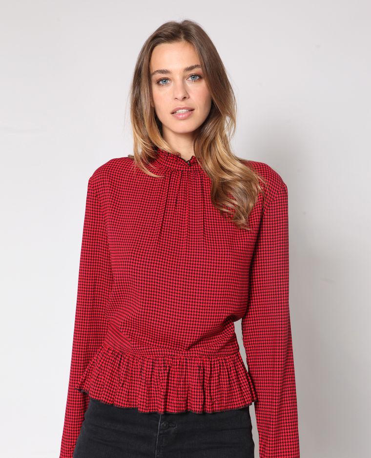 blouse imprimée pimkie