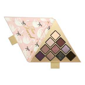 under the christmas tree too faced noel 2018