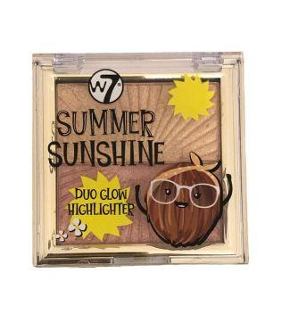 highlighter summer sunshine