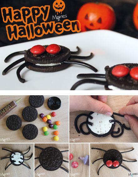dessert effrayant halloween