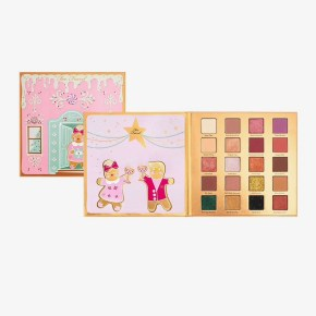 grande palette christmas cookie house party