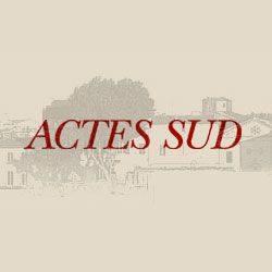 Le logo d'Actes sud