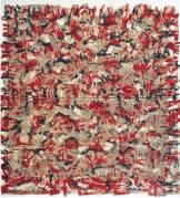 Mohsen Vaziri Moghadam, Scratches on the Earth, 1963, huile sur toile, 200 x 260 cm.