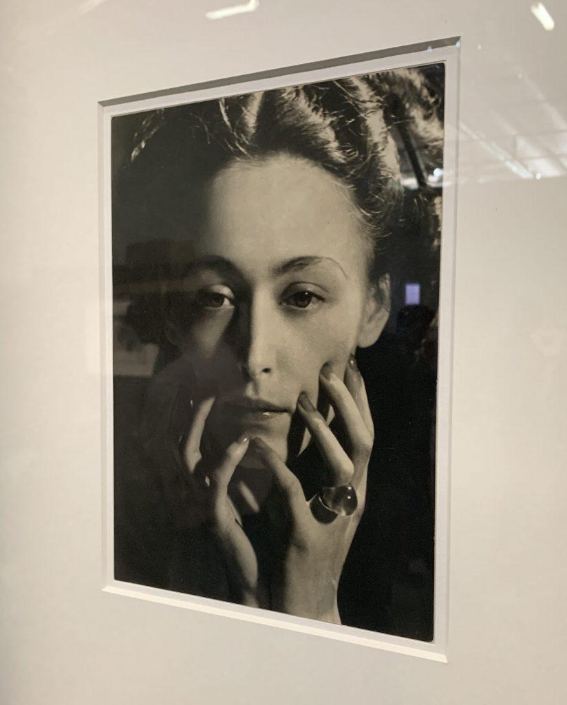 portrait de femme, photographie