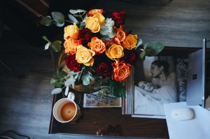 S'acheter des fleurs