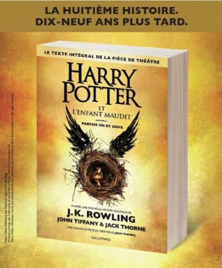 livre-rowling-harry-potter-enfant-maudit