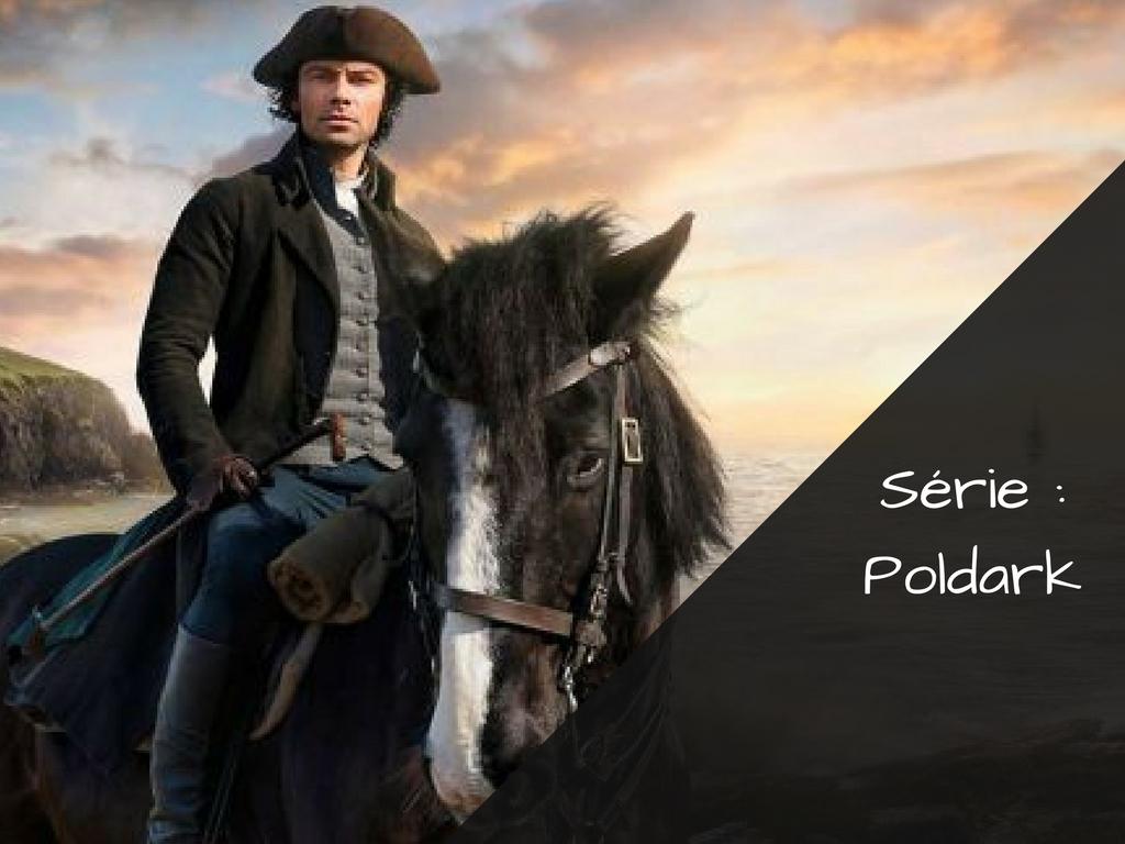 Poldark, la série qui va vous faire chevaucher jusqu'en Cornouailles