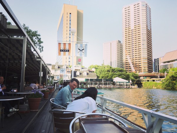 Canal Cafe Tokyo