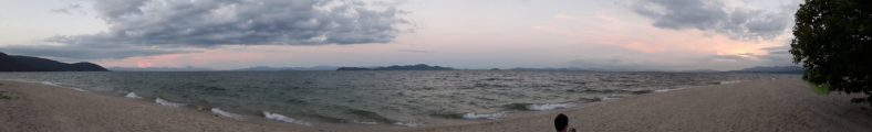 Plage d'Omi-maiko