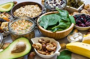 magnésium et alimentation