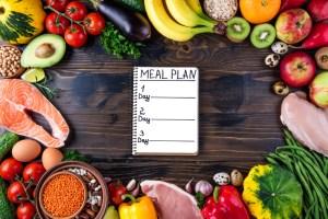 Alimentation saine Healthy food