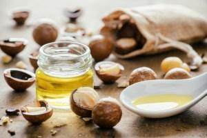 Macadamia huile végétale