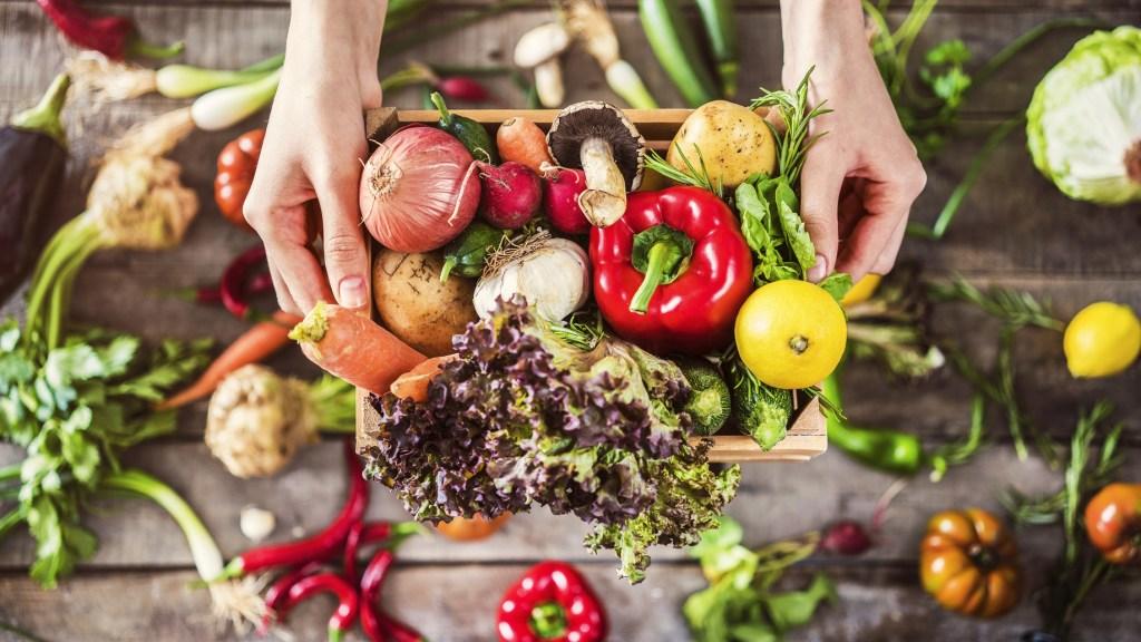 Rester en bonne santé grâce à une alimentation saine et équilibrée