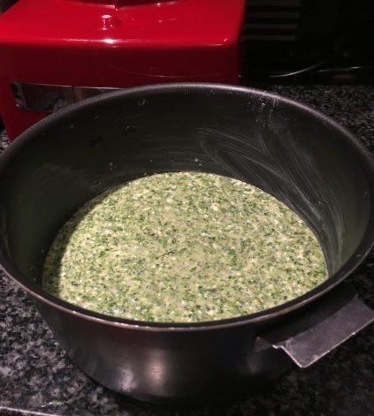 préparez un flan au épinard sain et délicieux en 30 min
