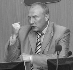 Спикер Тольяттинской Думы Александр Денисов определился с округом?