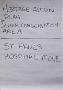 Chart Heritage Action Plan