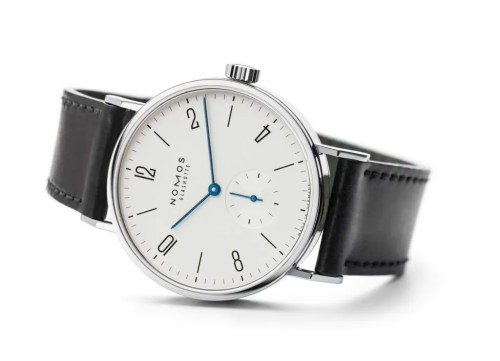 Nomos Tangomat Uhrenmarken Listen