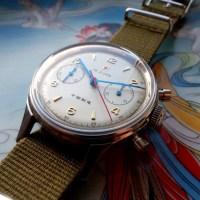 Seagull 1963: Chinesischer Vintage-Flieger-Chronograph mit Geschichte im Test