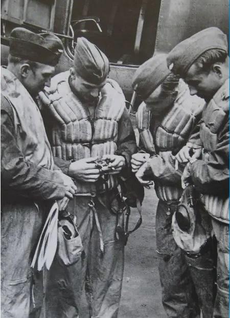 Luftwaffe Piloten WW2 Hanhart Tutima Chronograph Beobachtungsuhr