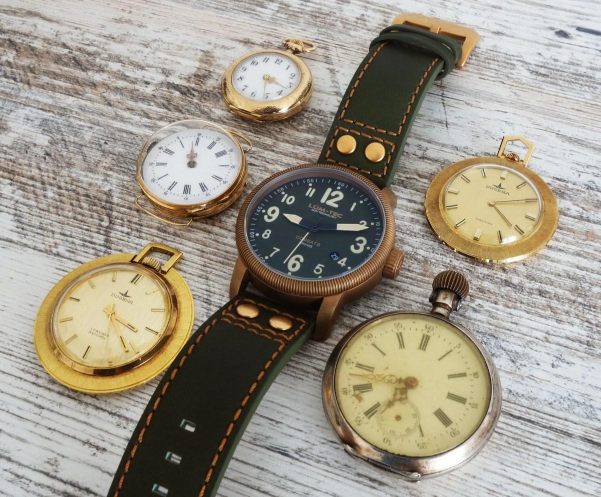 Bronze Uhren Übersicht: Modelle mit Vintage-Charme