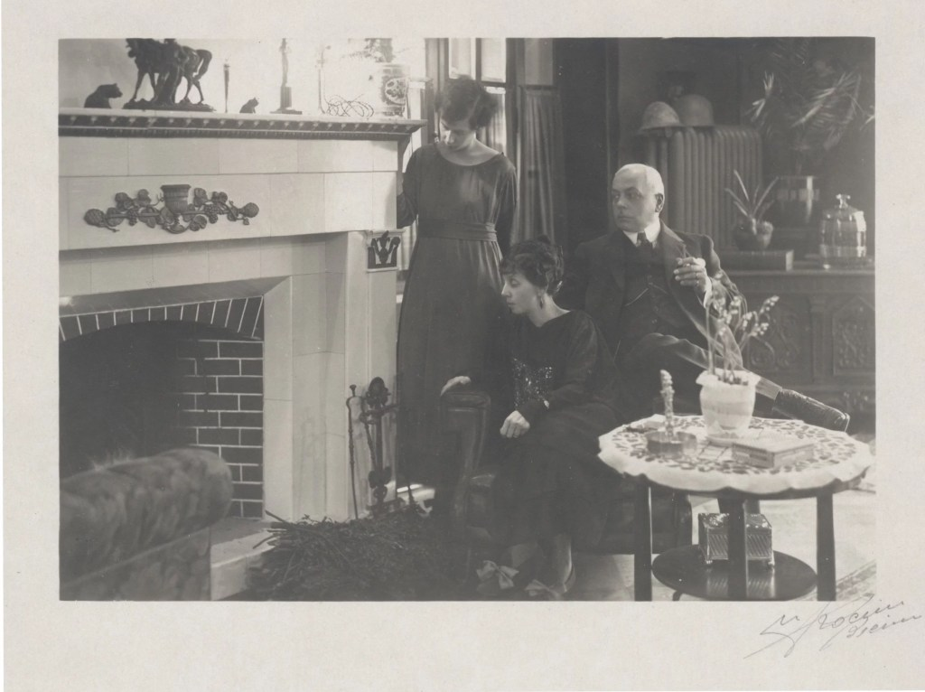 Charles-Auguste and his family