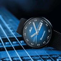 Einfach mal blau machen: 11 Hersteller von mechanischen Herren-Uhren mit blauem Zifferblatt von 30€ bis 1500€