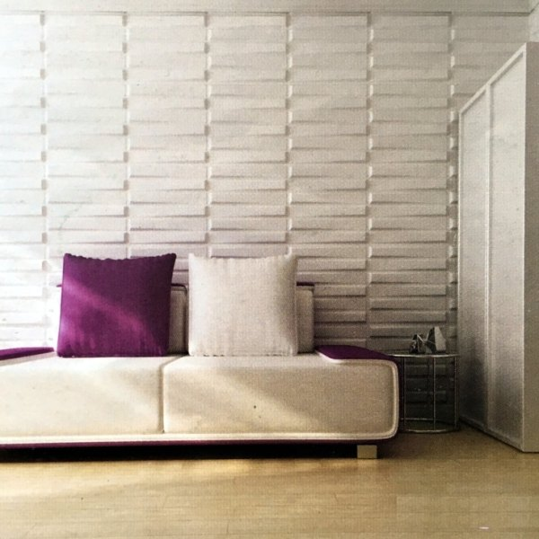 Bladet -R. 3D Wall Panel sold by Demie-Quest