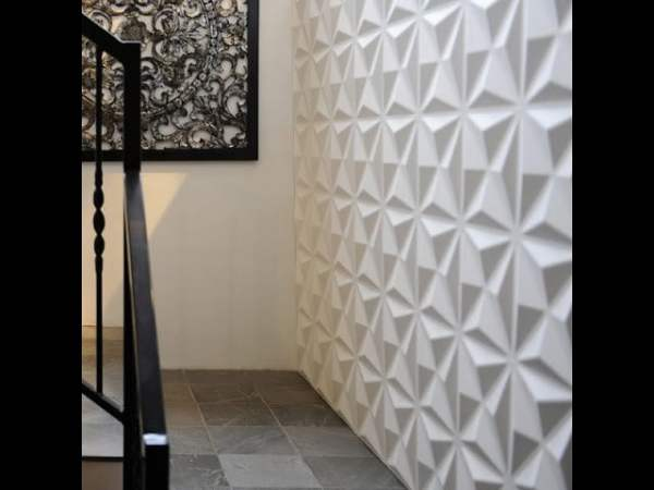 Diamond'3D Wall Panel sold by Demie-Quest
