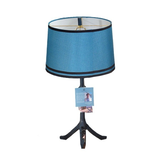 Kiran Blue Floor Lamp Buy in Lagos Abuja Chronos Stores Nigeria
