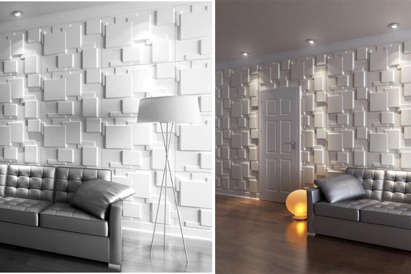 choc_ 3D Wall Panel sold by Demie-Quest