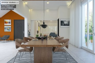 New House: Do You Really Need a Dining Room?