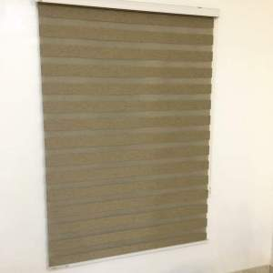 Kaki Green High Quality Day and Night Blind