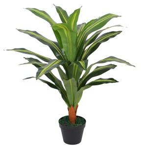 Short Dracena Artificial Plant