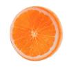 Throw Pillow - Orange Fruit Slice Throw Pillow, Fruit Slice Cushion, Fruit design throw pillow, chronos stores