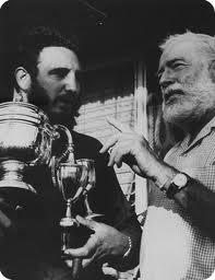 Кастро и Хемингуэй