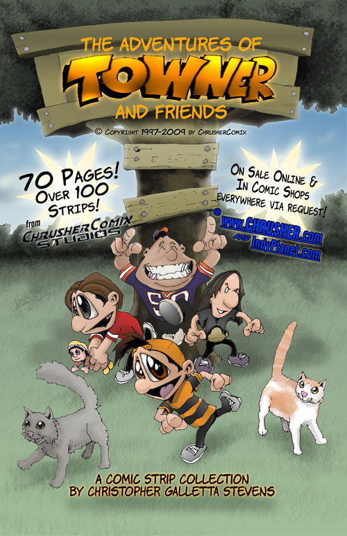 The Adventures of Towner & Friends (2008-04-08)