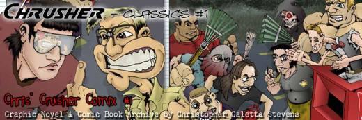 ChrusherComix: The Classics