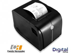impresora pundo de venta sat zebra honeywell epson samsung izc pos computo lectores de codigo de barras digital pos DIG-250II colombia