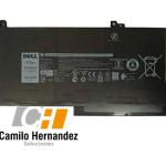 bateria interna para portatil dell asus lenovo acer msi dell Latitude 7280 7480